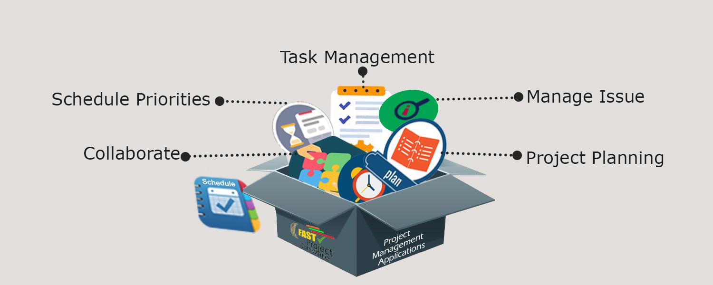 Project Management Application